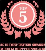 Debt Review Awards Top 5