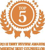 Debt Review Awards 2018