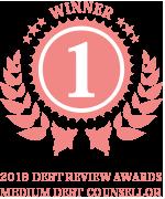 Debt Review Awards - Medium Winner
